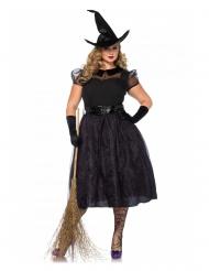 Hekse Kostume Luksus til kvinder