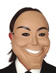 Psyko Maske med Smil