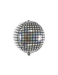 Diskokugle ballon 40 cm