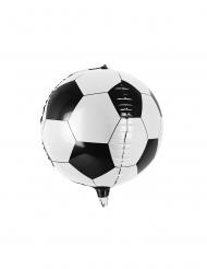 Aluminium ballon fodbold 40 cm