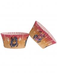 25 Cupcake forme Paw Patrol 5 x 3 cm