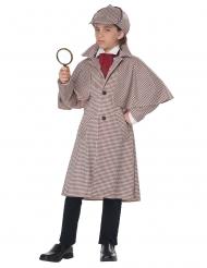 Detektiv kostume barn