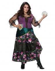Seerske kostume stor størrele - kvinde