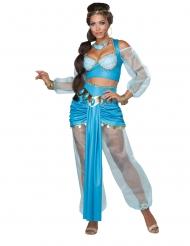 Orientalsk prinsessekostume kvinde