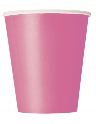 8 Papkrus lyserød 266 ml