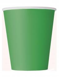 8 Papkrus grøn 266 ml