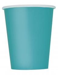 8 Papkrus turkisblå 266 ml