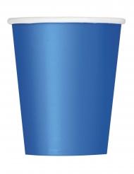8 Papkrus blå 266 ml