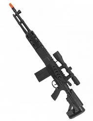 Automatisk riffel sort 71 cm - barn