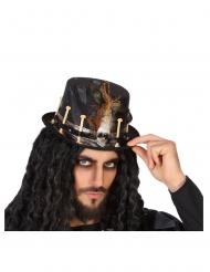 Voodoo Hat sort til voksne