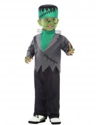 Grønt Monster Kostume til baby