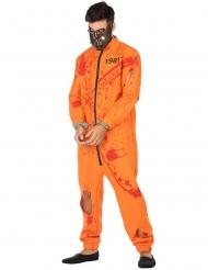 Fanger kostume med blod til mænd