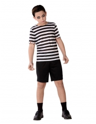 Dyster familiedreng kostume til drenge