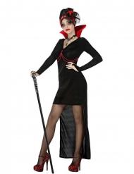 Gotisk vampyrkostume sexet til kvinder
