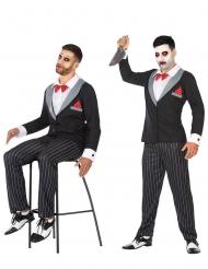 Bugtaler marionet kostume til mænd