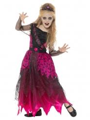 Bal Dronning Kostume gotisk til piger