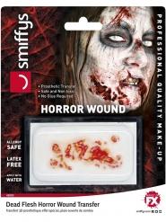 Falskt sår påføres med vand zombie til voksne