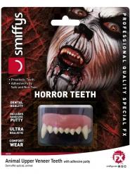 Udyret Tænder Deluxe til voksne