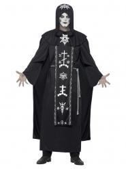 Sort Magi Kostume til voksne