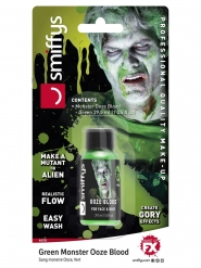 Falsk Blod grøn 29,5 ml