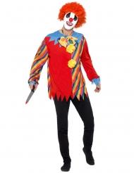 Klovne Kostume Skræmmende til voksne