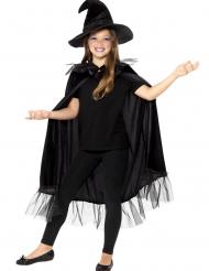 Hekse Hat og Kappe til piger