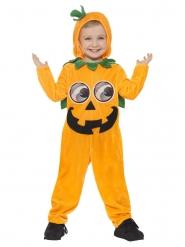 Græskar Kostume med smil til børm