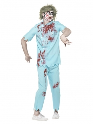 Zombie Kostume Tandlæge til mænd