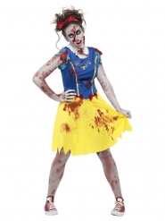 Zombie Kostume Eventyr til kvinder