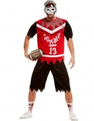 Zombie Kostume Amerikansk Fodbold Spiller til mænd