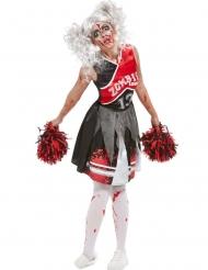 Zombie Kostume Cheerleader til kvinder