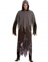 Spøgelse Kostume grå til mænd