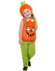 Græskar Kostume Plys til børn