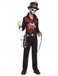 Voodoo Kostume med slange til drenge