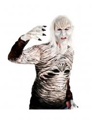 Spøgelses latex hænder til voksne