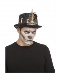 Voodoo Hat tophat 59 cm til voksne