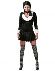 Sexy Skolepige Halloween til kvinder