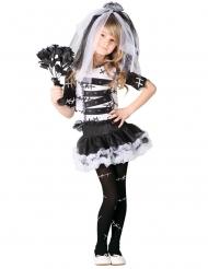 Dyster brudepige kostume til piger