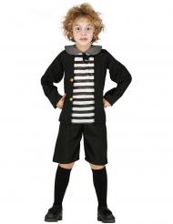 Spøgelse Kostume skoleelev til drenge