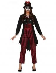 Voodoo Hekse Kostume til kvinder