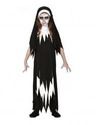 Zombie nonne kostume - pige