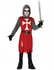 Zombie Kostume Ridder til drenge