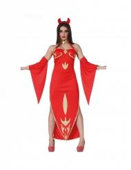 Smuk Djævel Kostume til kvinder