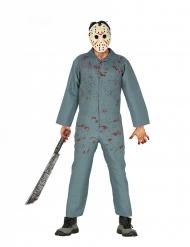 Vanvid seriemorder kostume til mænd