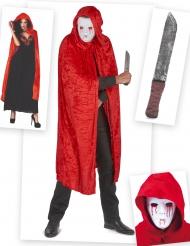 Kostume Kit Blodig Morder til voksne