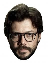 bankrøverens the professor maske