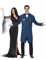 Kostume Par Gotisk Familie Halloween