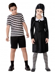 Familie Gotik børnekostume til par
