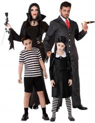 Familien Gotik Halloween kostume til par