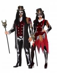 Voodoo Kostume Par til voksne
